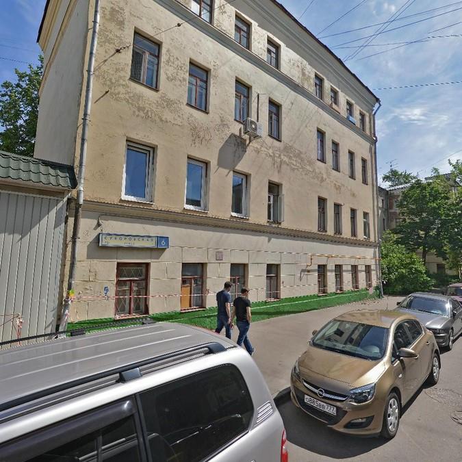 Проблемный дом по адресу: Суворовская, 6. Е