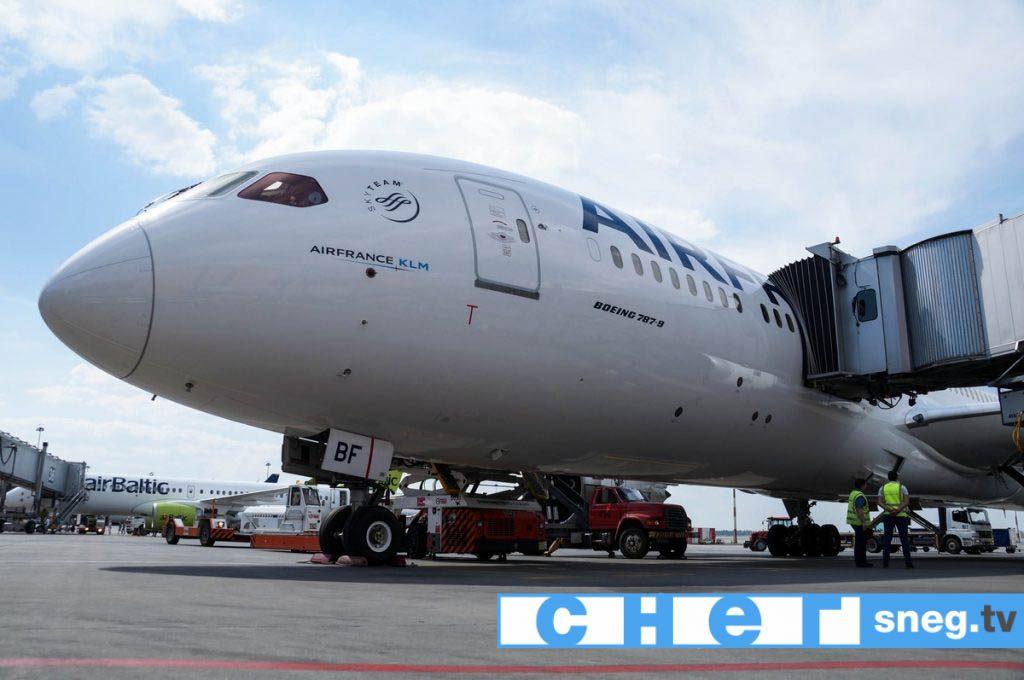 Boeing-787-9 Dreamliner