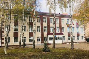 Школа №22 Химок