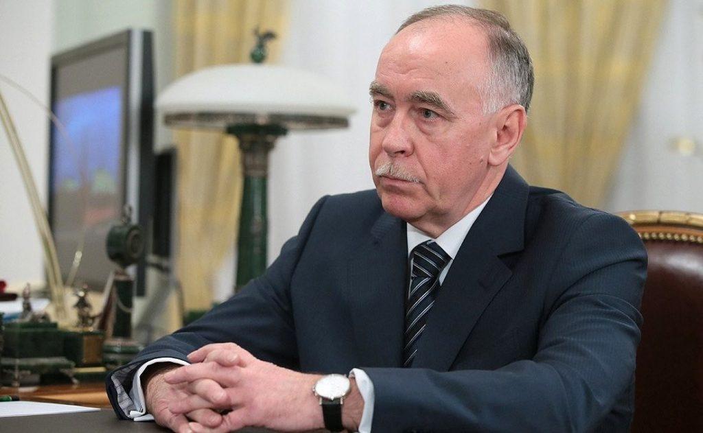 Директор Федеральной службы по контролю за оборотом наркотиков Виктор Иванов
