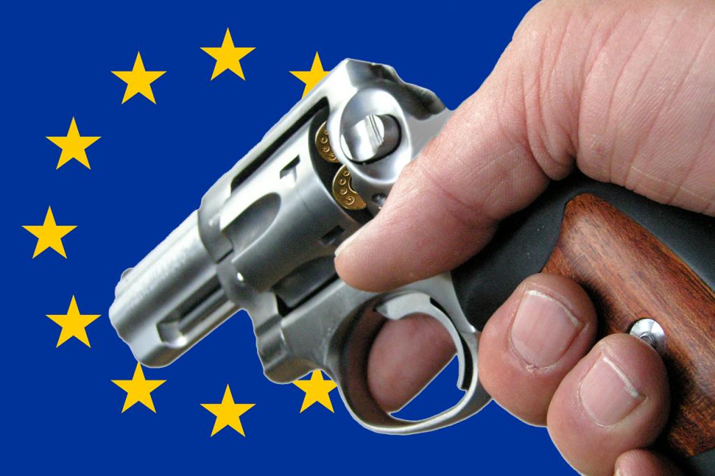 Как защищают жизнь и имущество в Европе