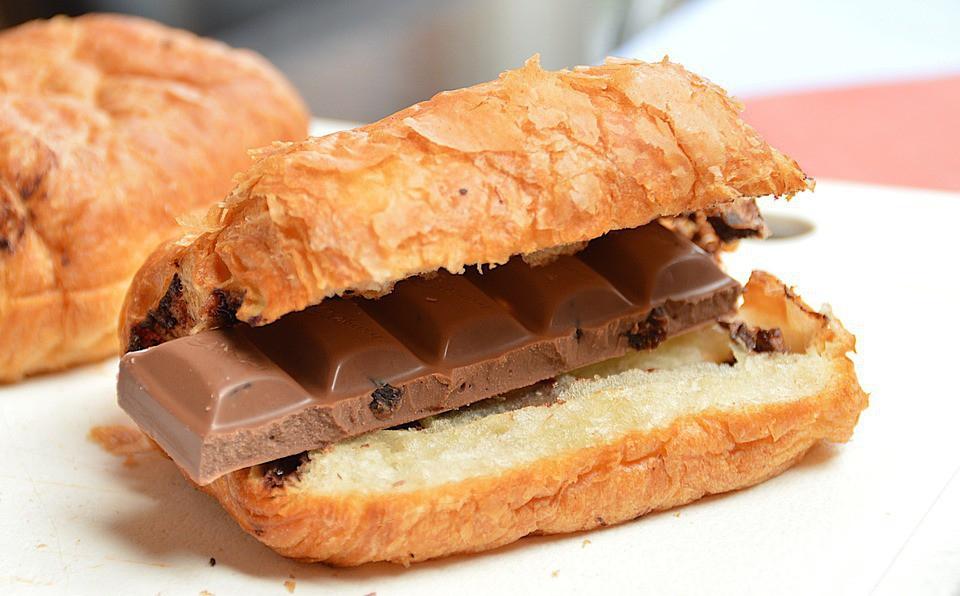 шоколад с пальмовым маслом