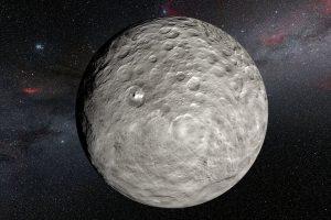 Церера планета-карлик