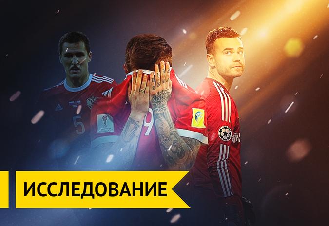 Почему российский футбол в глубокой дыре
