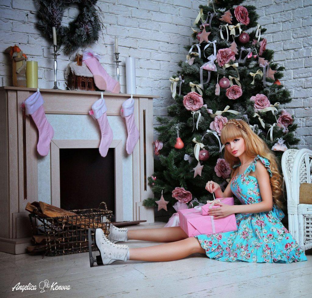 девушки с кукольной внешностью