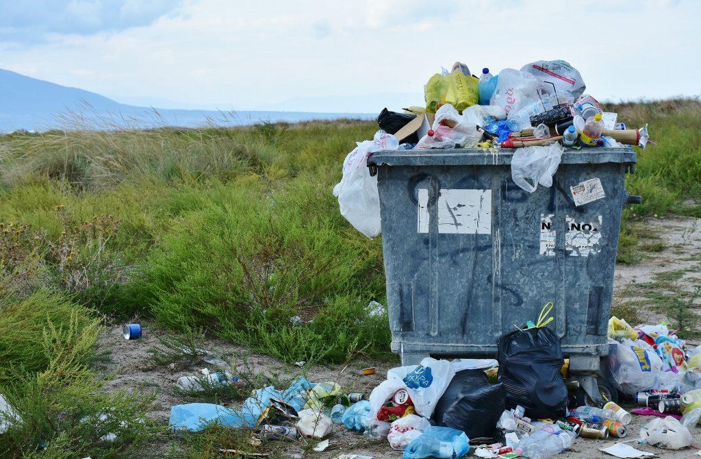 мусор свалка