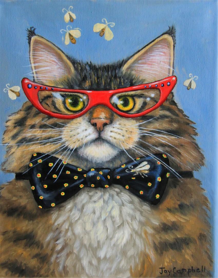Коты на картинках нарисованные смешные, кеды