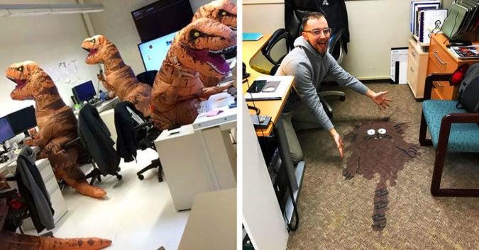 смешные фотоподборки из офиса