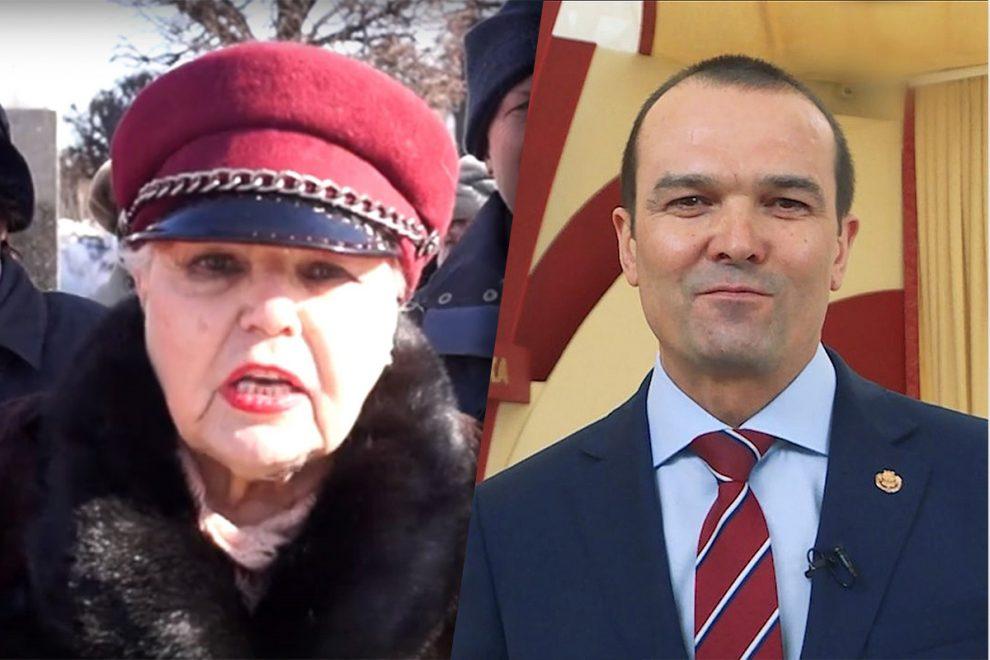 Михаил Игнатьев и Тамара Манаева