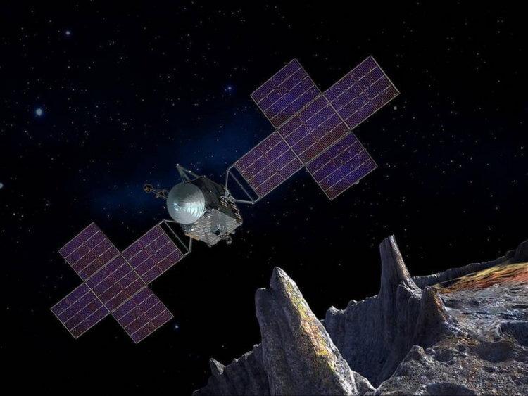 Новый аппарат NASA